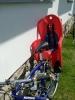 Kolo s dětskou sedačkou - možnost zapůjčení